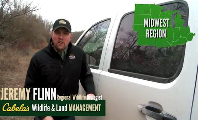Cabela S Wildlife And Land Management Deer Nation Land Management Midwest Region Wildlife Biologist
