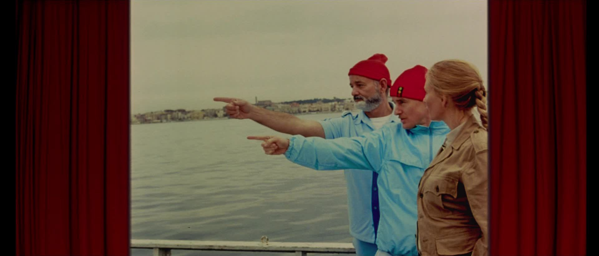 The life acuatic   It's amazing to believe that a full decade has passed since The Life Aquatic With Steve Zissou was released on Christmas Day, 2004.