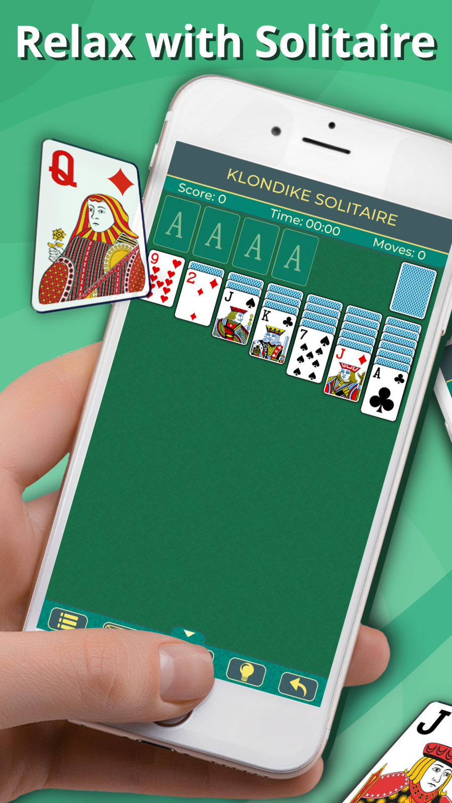 ‎Solitaire Klondike Classic. on the App Store Solitaire