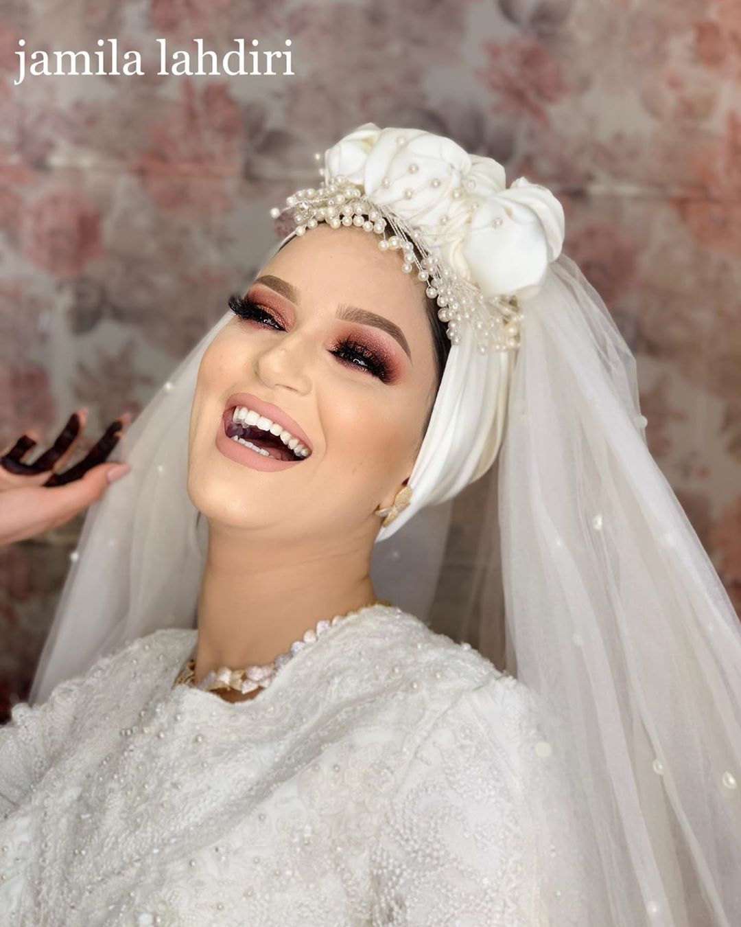 Alf Mabrouk Makeupartist Makeup Bride Bridal Weddin Weddingmakeup Weddin