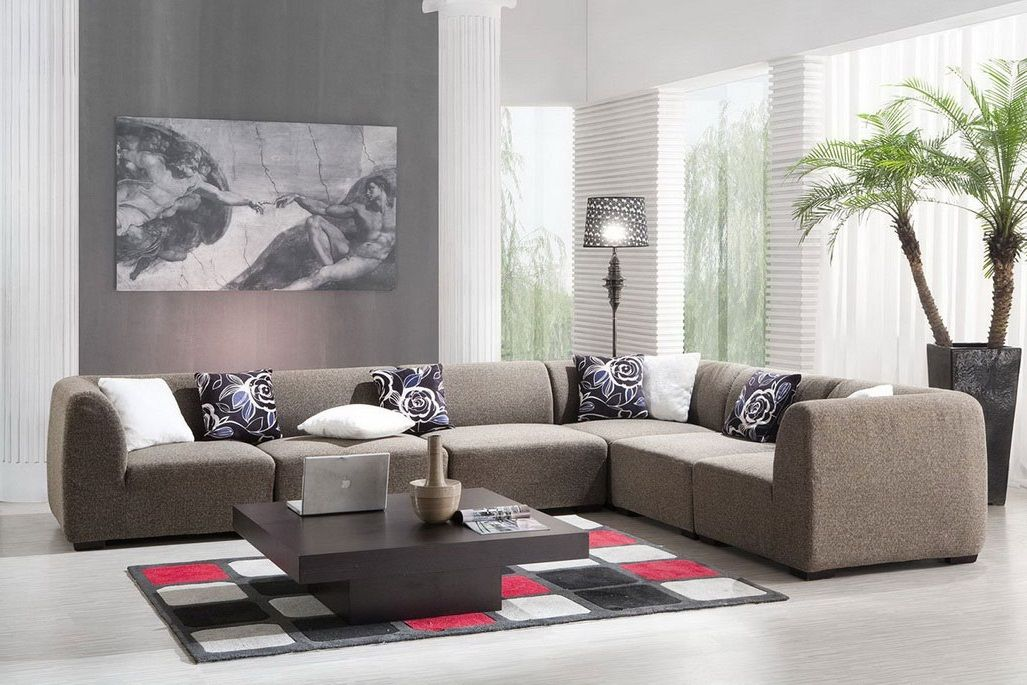 Latest sofa styles 2013 modern sofa sets ideas 2013 2014 for Comfortable living room sets