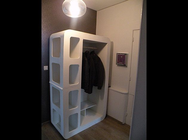 Dressing Cardboard Furniture Diy Storage Boxes Cardboard Crafts Diy
