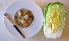 Nouilles de riz à la dinde et chou chinois : Diet & Délices - Recettes dietétiques