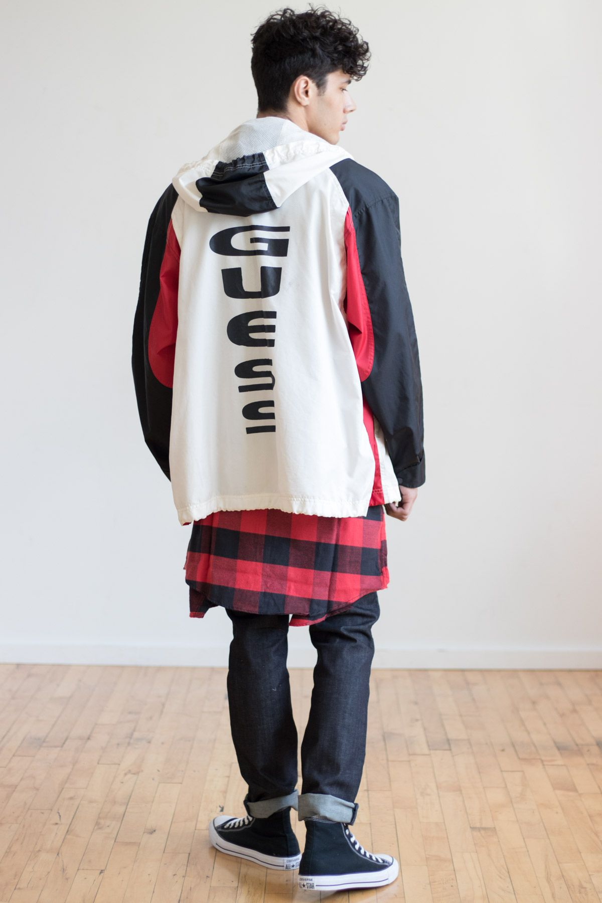 e6ccbdb07 How are you wearing your 90s jacket  We re pairing our with a flannel shirt  wrapped around your waist!