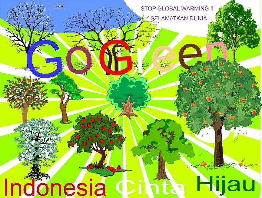 Contoh Gambar Poster Lingkungan Hidup Poster Lingkungan