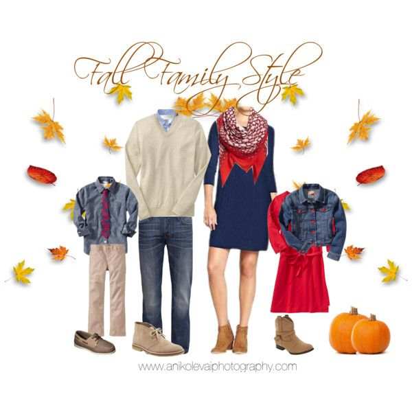 Family Fall style
