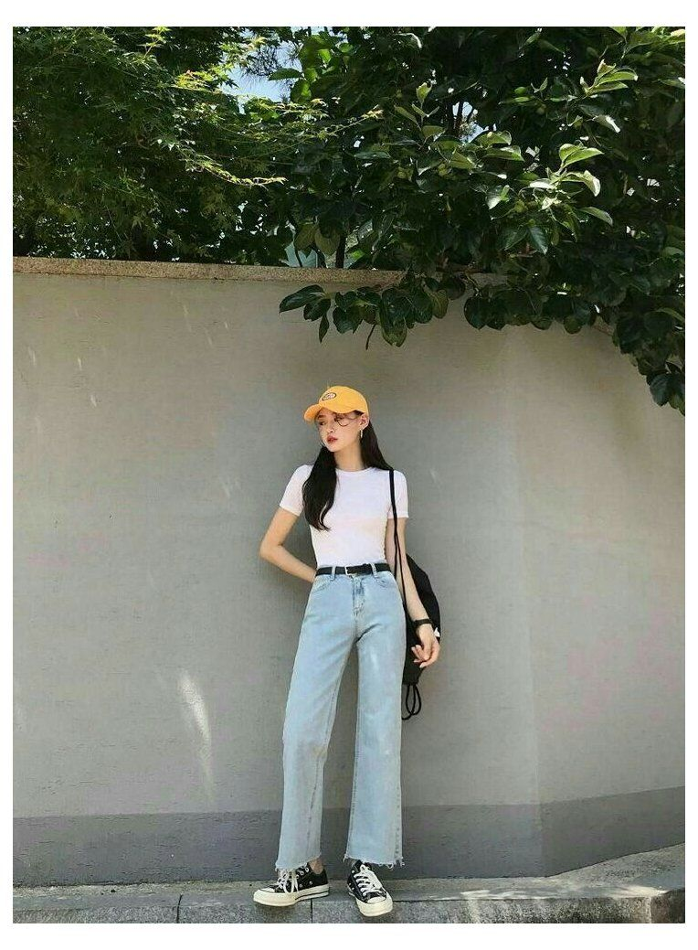 simple korean outfits