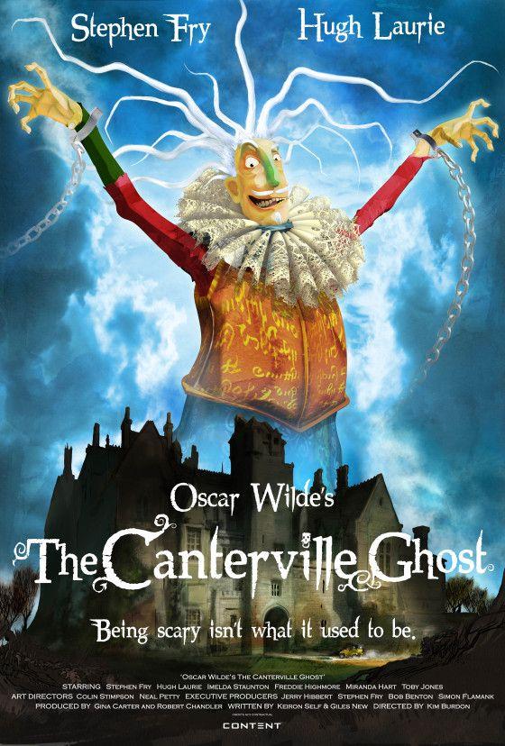 The Canterville Ghost Stephen Fry Hugh Laurie Le Fantome De Canterville Film A Voir Coline