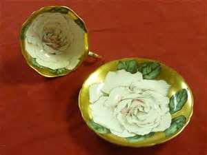 Image detail for -Vintage Paragon Bone China Roses Flower Pattern Cup & Saucer EXCELLENT ...