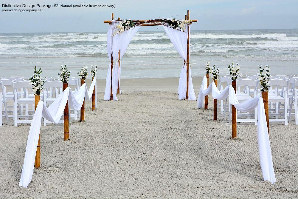 Daytona Beach Weddings Beach Wedding Packages In Daytona The