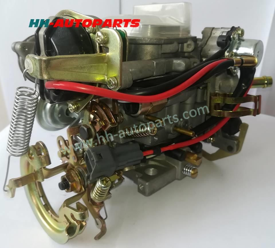 Picture Of 81 Toyotum Pickup 22r Engine Diagram