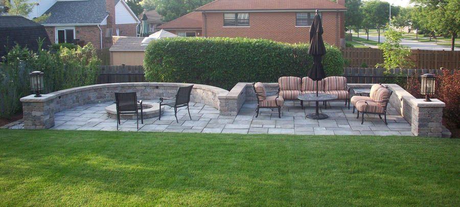 Elegant Patio, Great Backyard Patios With Sofa: Awesome Backyard Patios · Hinterhof  Terrassen DesignsGarten LandschaftsbauHinterhofideenLandschaftsbau IdeenOutdoor  ...
