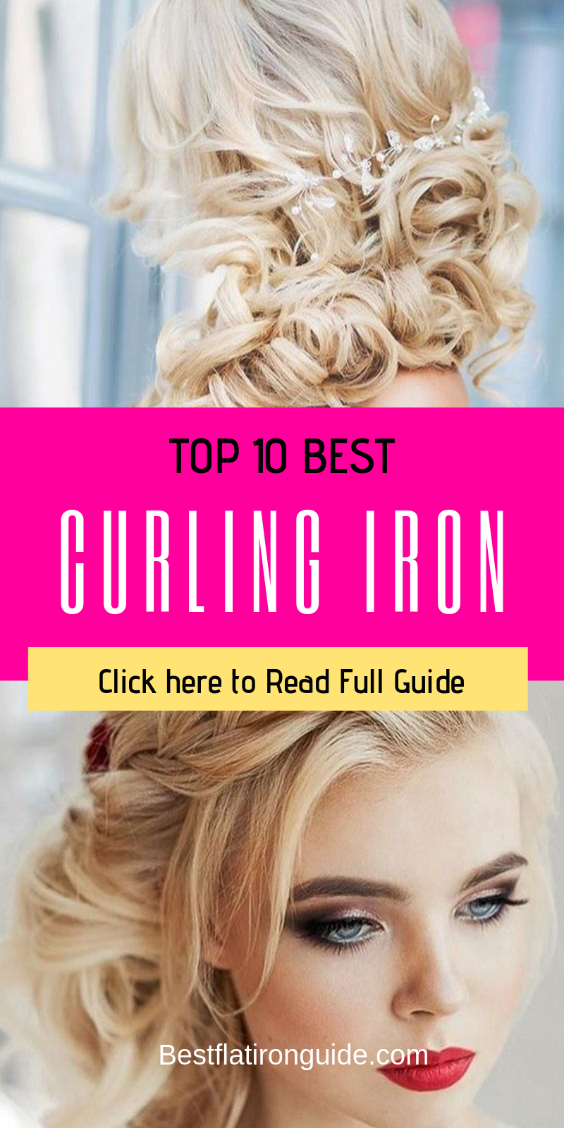 Best Curling Iron For Fine Hair Good Curling Irons Flat Iron Hair Styles Curling Iron Hairstyles