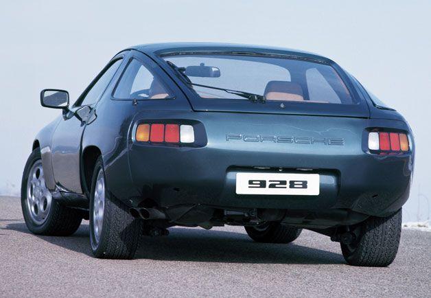 Gq Rewinds The Most Stylish Cars Of The Past 50 Years Porsche 928 Porsche New Porsche