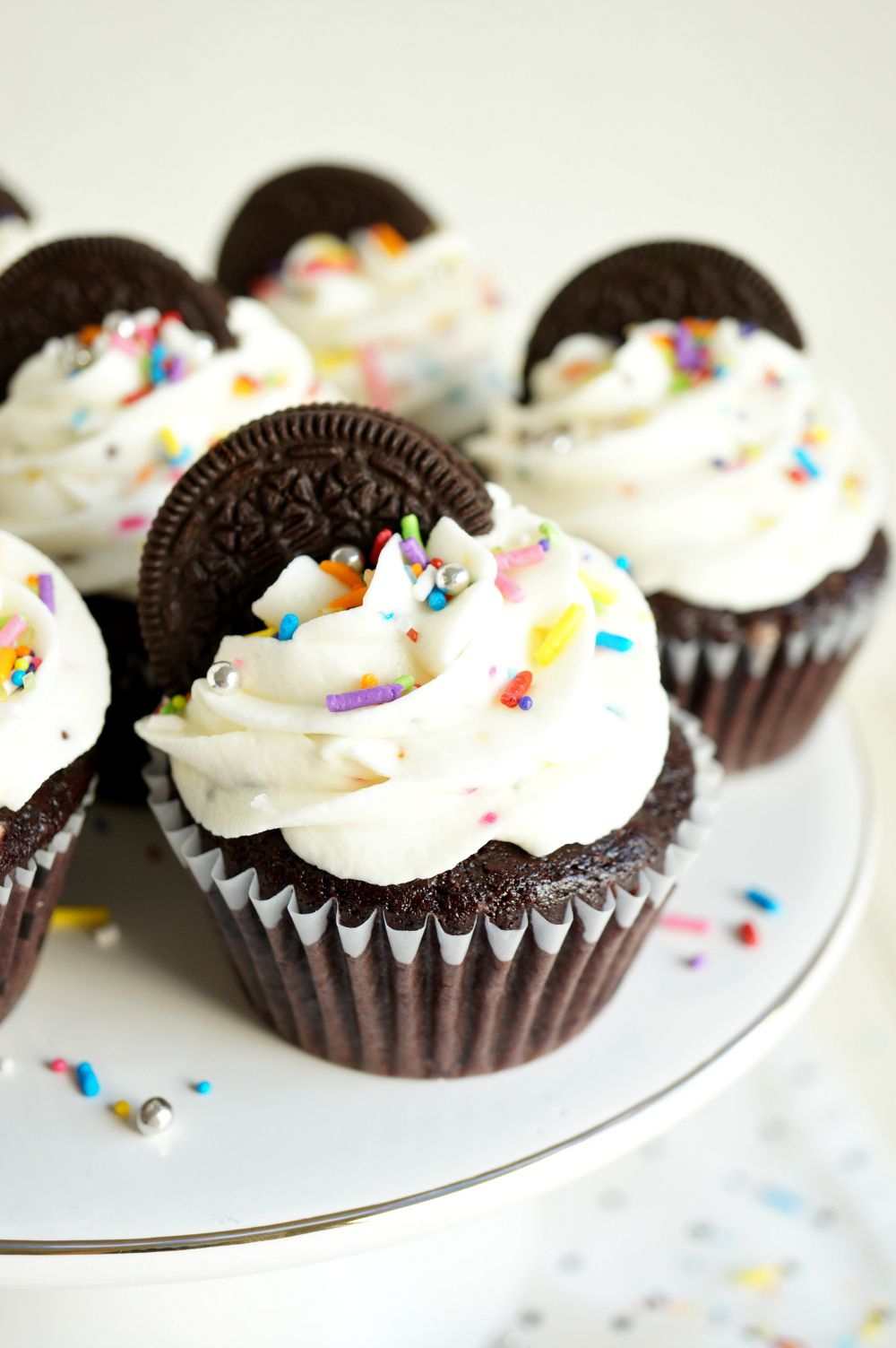 Vegan Birthday Cake Oreo Cupcakes The Baking Fairy Oreo Cake Vegan Birthday Cake Baking