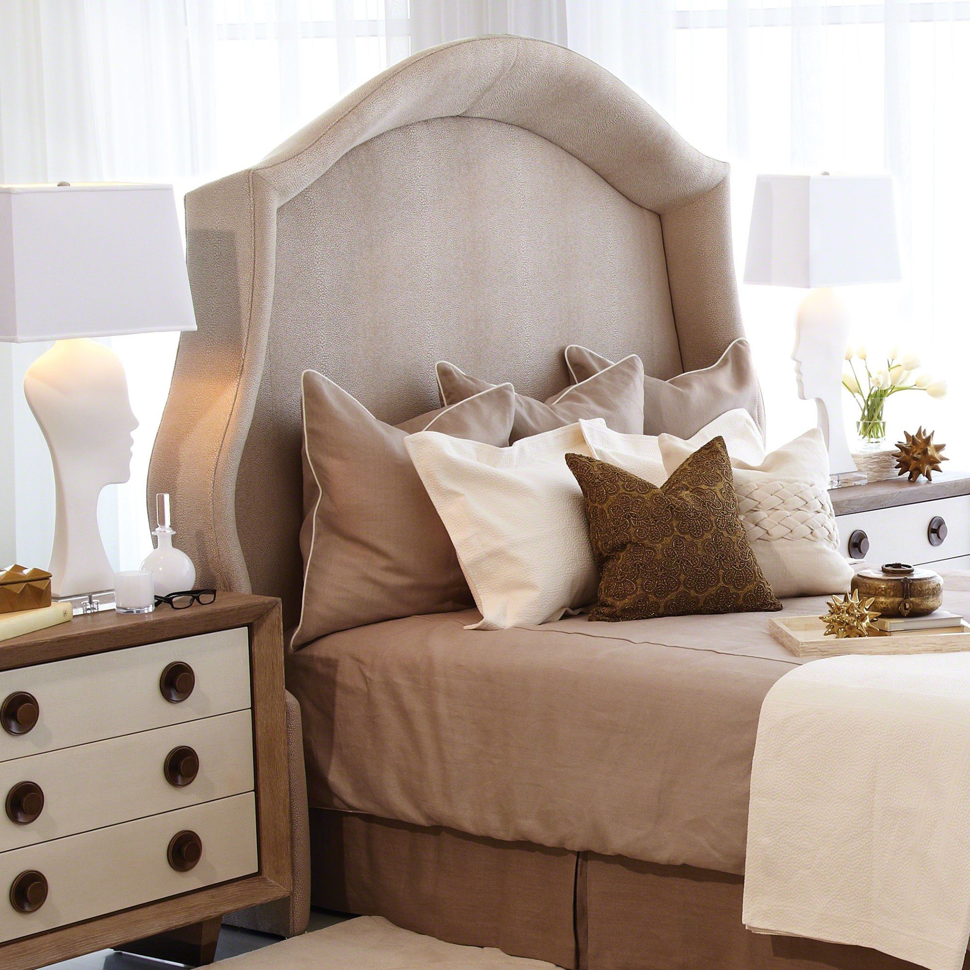 beds and headboards to refresh your bedroom in style