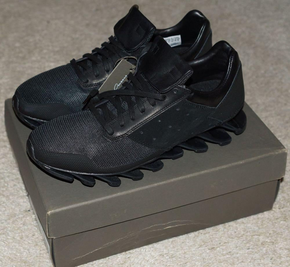 b4e6f51f5d395 Rick Owens x Adidas Springblade Low #fashion #clothing #shoes ...