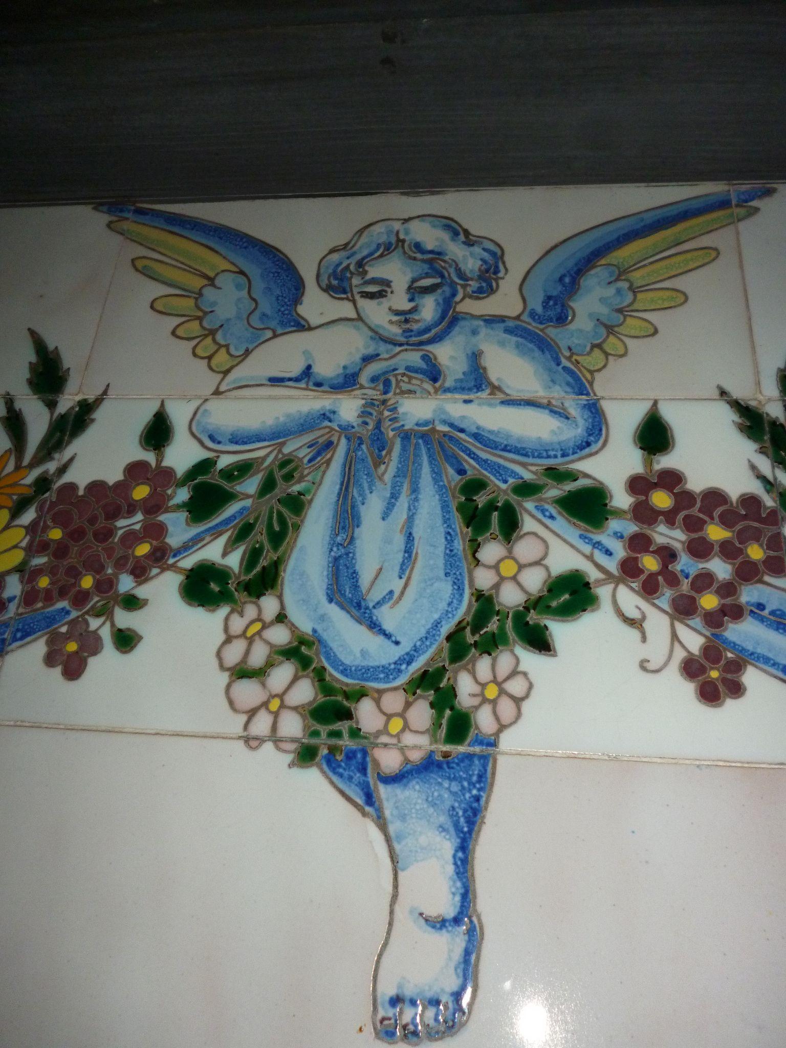 Azulejos de la casa palacio aramburu c diz espa a i for Azulejos cadiz