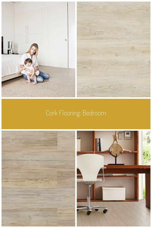 Cork Flooring Bedroom In 2020