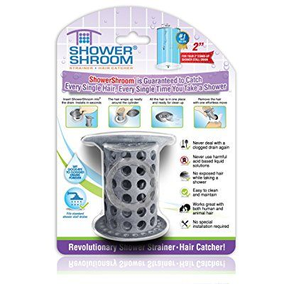 Showershroom The Revolutionary 2 Quot Stand Up Shower Stall Drain