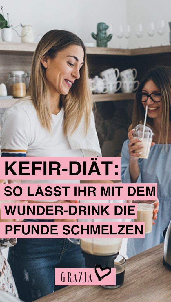 Kefir-Diät: So lasst ihr mit dem Wunder-Drink die Pfunde schmelzen