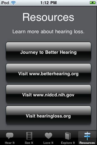 Learn about hearing loss and hearing loss solutions