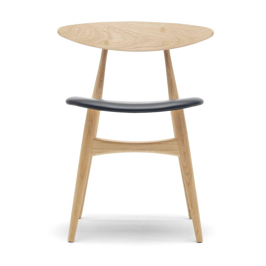 Hans J. Wegner (With images)   Ch33 chair, Wood chair