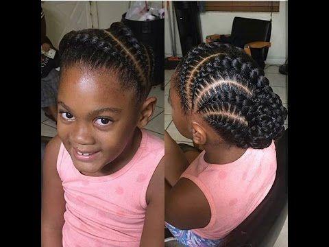 Kids Braid Styles Braids For White And Black Kids Natural Hair