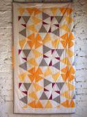 zitronenfalter quilt by lieblingsdecke