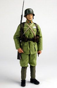 www.actionfiguren-shop.com | Chinese Infantryman of the 88th Division | Buy online