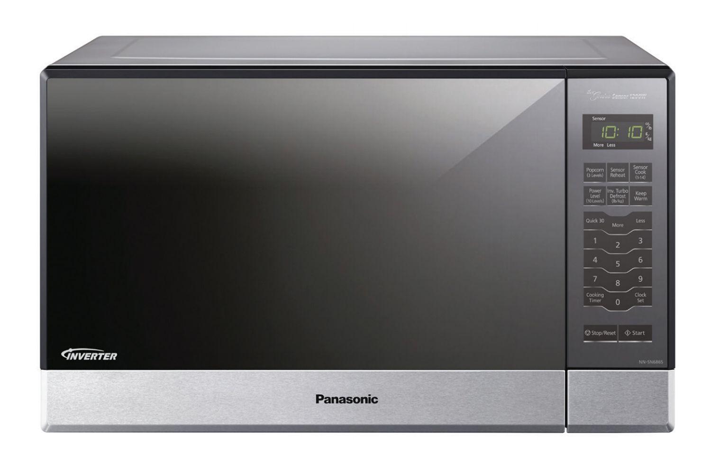 Panasonic Nn Sn686s Microwaves Countertop Microwave Microwave Oven Built In Microwave