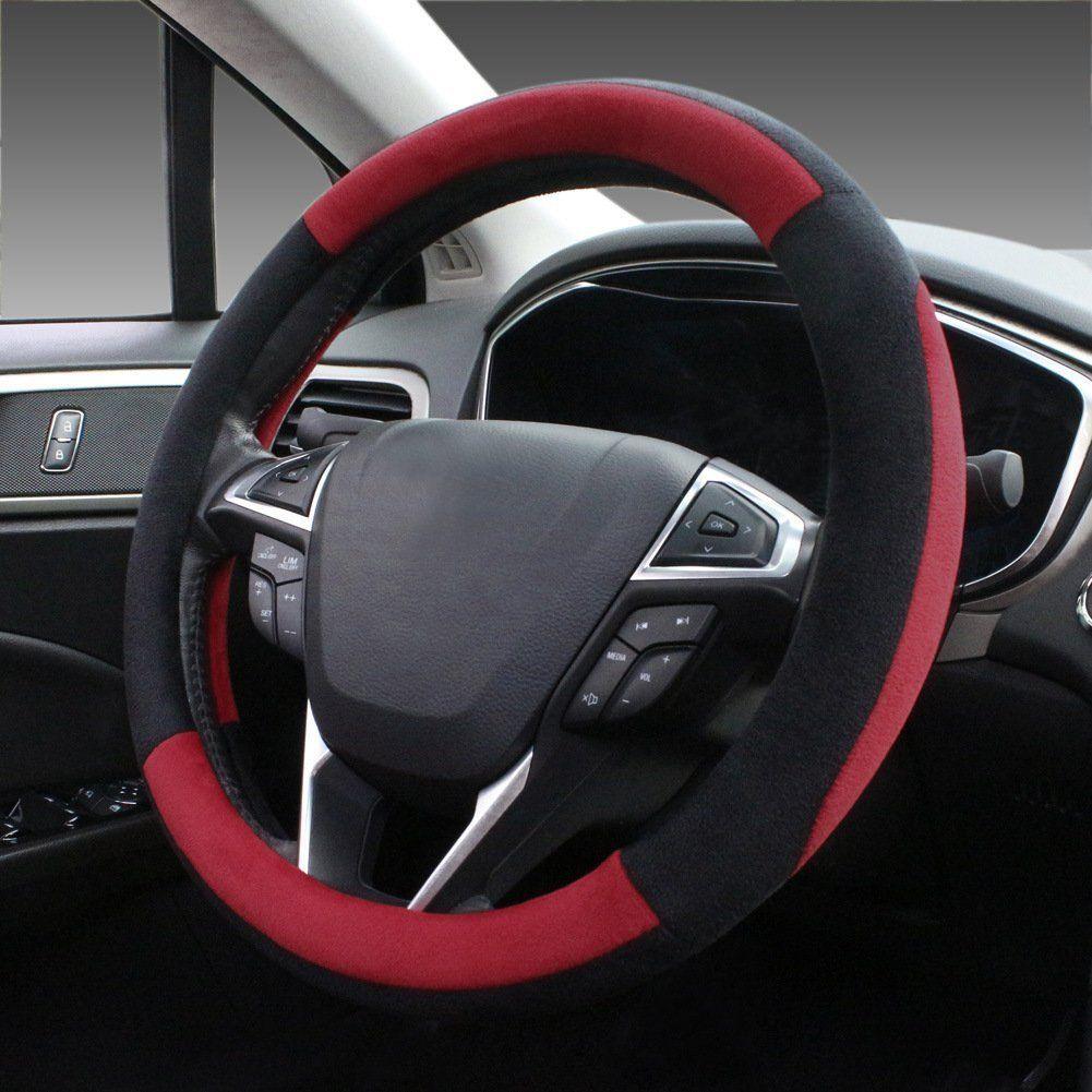 SEG Direct Beige Plush Winter Auto Car