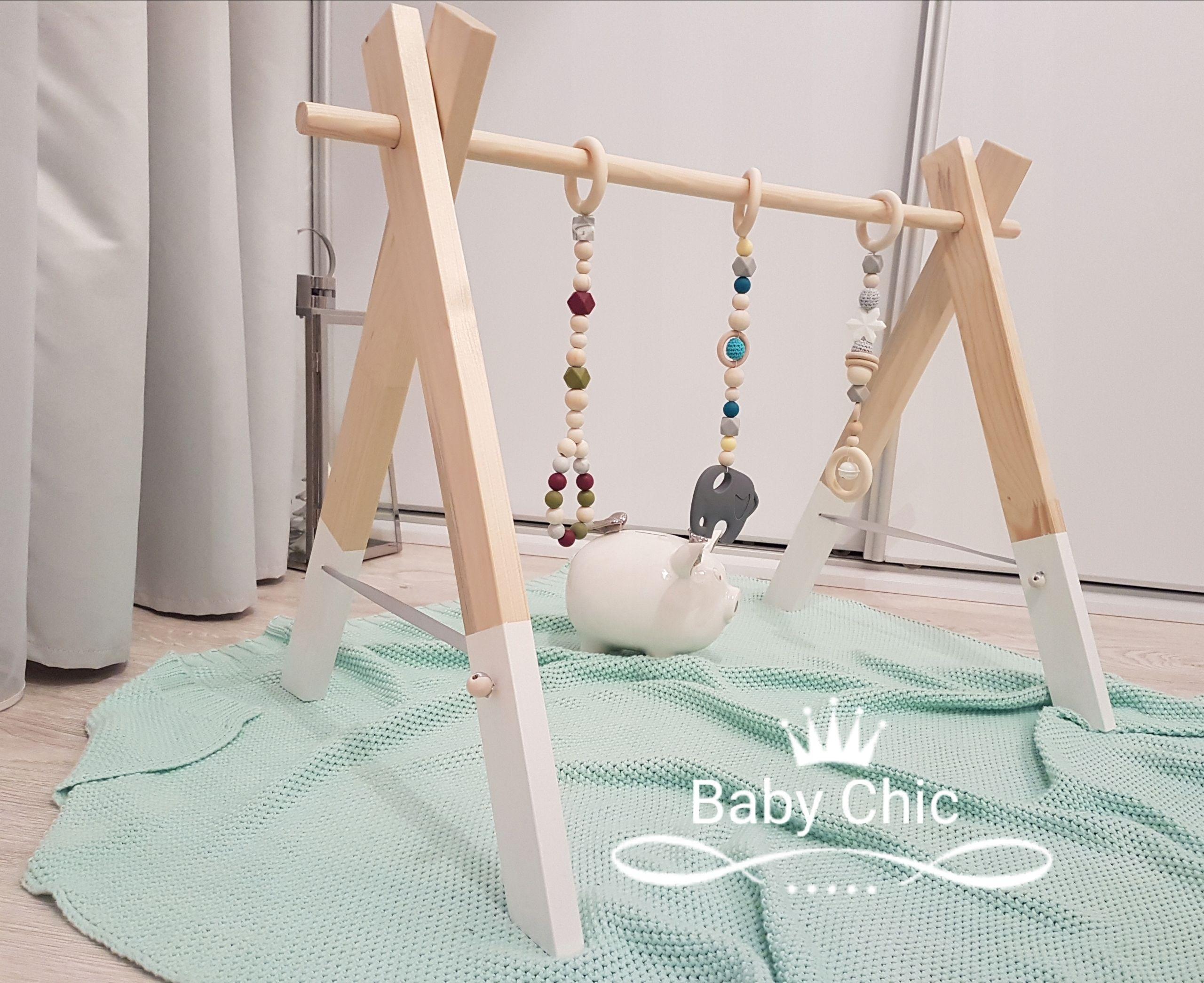 Stojak Gimnastyczny Edukacyjny Baby Gym Promocja Baby Born Toddler Bed Baby Mobile