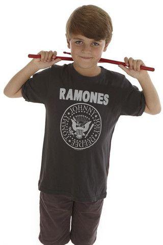 Ramones Kids T-Shirt - Vintage Style