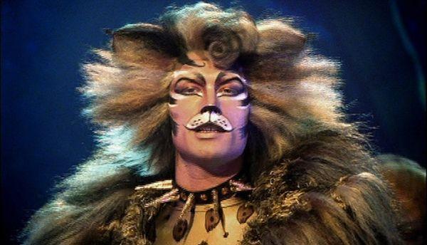 Cats Rumtumtugger Jpg 600 344 Cats Musical Jellicle Cats Cat Makeup