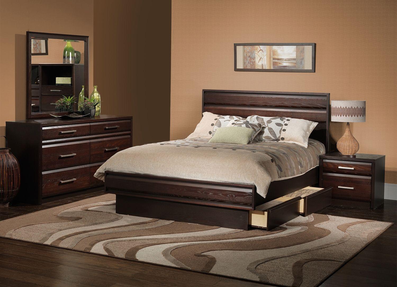 Tango Bedroom 6 Pc. King Bedroom Set - Leon's