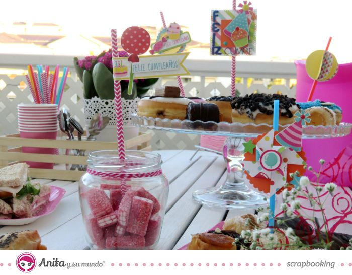 Encuentra aqu 8 sencillas ideas de decoraci n para - Fiesta cumpleanos infantil ...