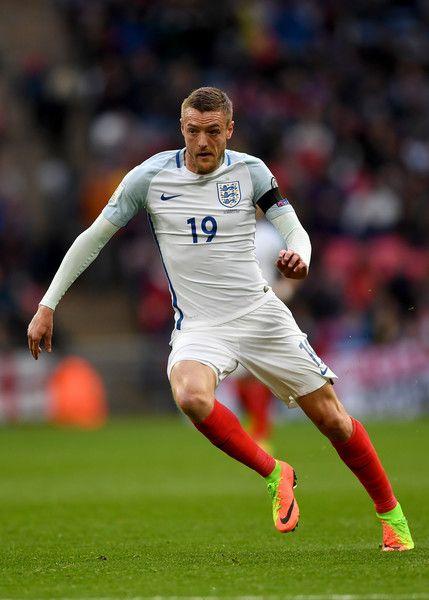 Jamie Vardy Photos Photos England V Lithuania Fifa 2018 World Cup Qualifier England Football Team England National Football Team World Cup Qualifiers