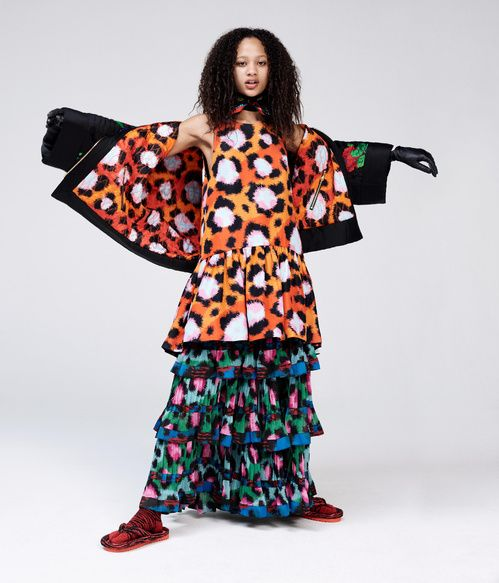 The collection Kenzo x H & M