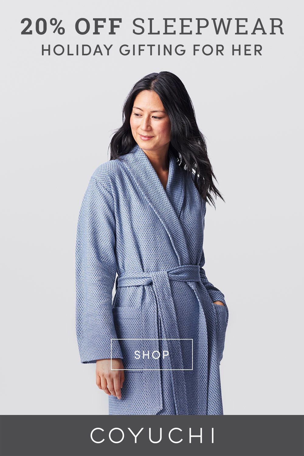 Give warmth with 20% off organic sleepwear + apparel for everyone on your  list during our cozy holiday gifting event. 365-day cozy guarantee. 160ba374a
