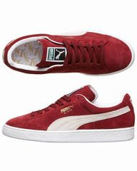 PUMA SUEDE TRAINERS - BURGUNDY. Get marvelous discounts up to 50% Off at SurfStitch using coupon and Promo Codes.