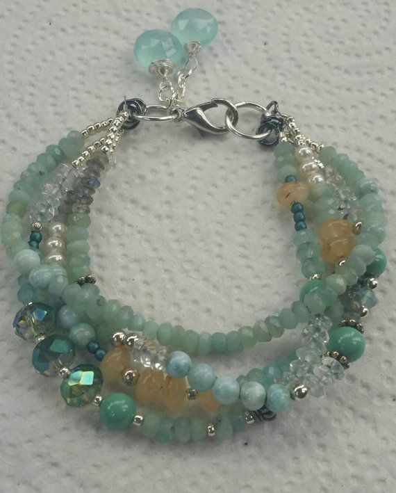 Check out this item in my Etsy shop https://www.etsy.com/listing/261419592/christmas-sale-aquamarine-bracelet