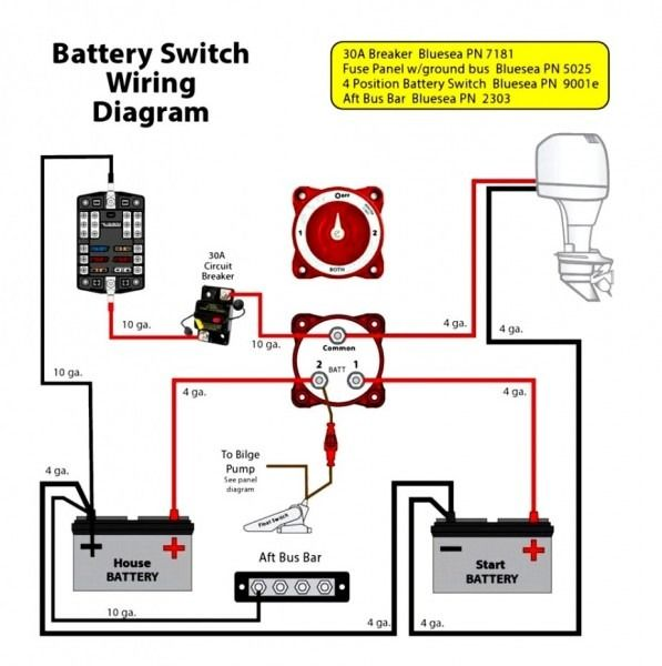 perko dual battery wiring diagram delay box wiring diagram