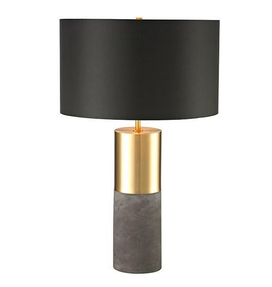 Zoey Table Lamp Gold Table Lamp Table Lamp Grey Table Lamps