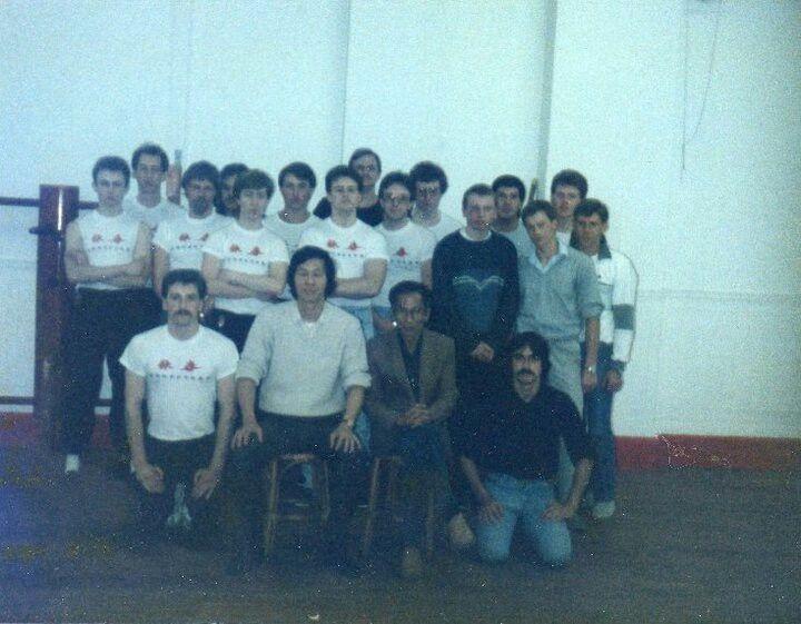 Yip Chun-Newcastle Wing Chun Seminar1985.