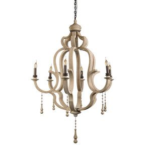 Iris Chandelier now featured on Fab.