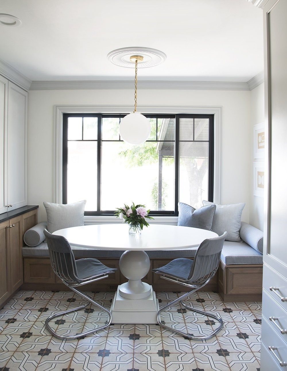 Breakfast Nook Dining Area Reveal Casual Dining Rooms