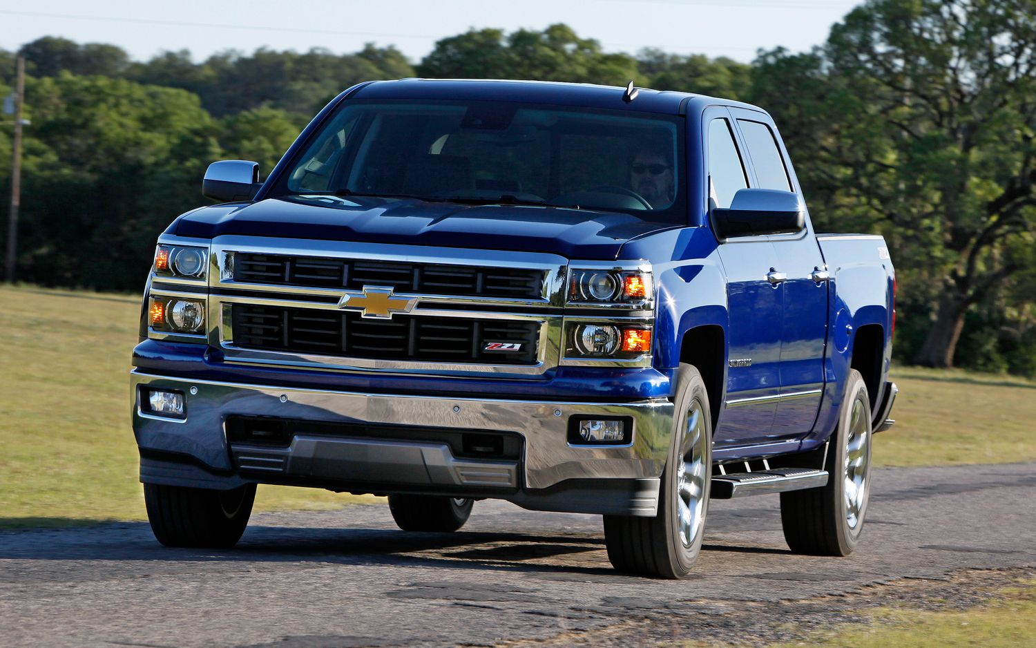 Royal Blue Chevrolet Silverado Truck Please Someone Get Me This