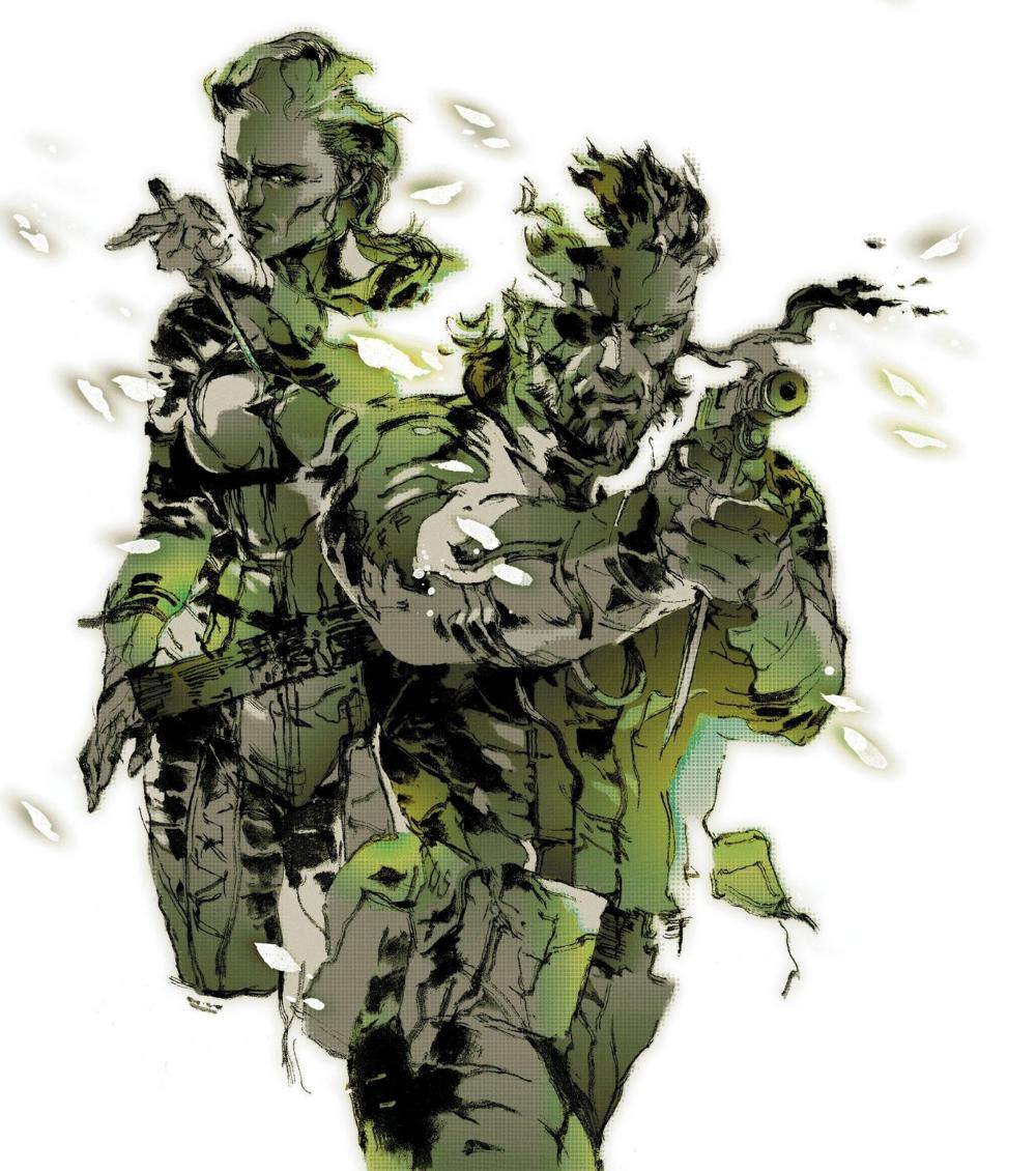 Inktober And Some Various Styles In The Ink Medium Metal Gear Solid Metal Gear Metal Gear Series