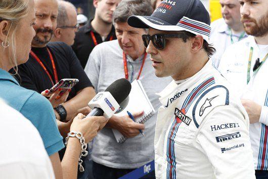 フォーミュラE、フェリペ・マッサの参戦を歓迎  [F1 / Formula 1]